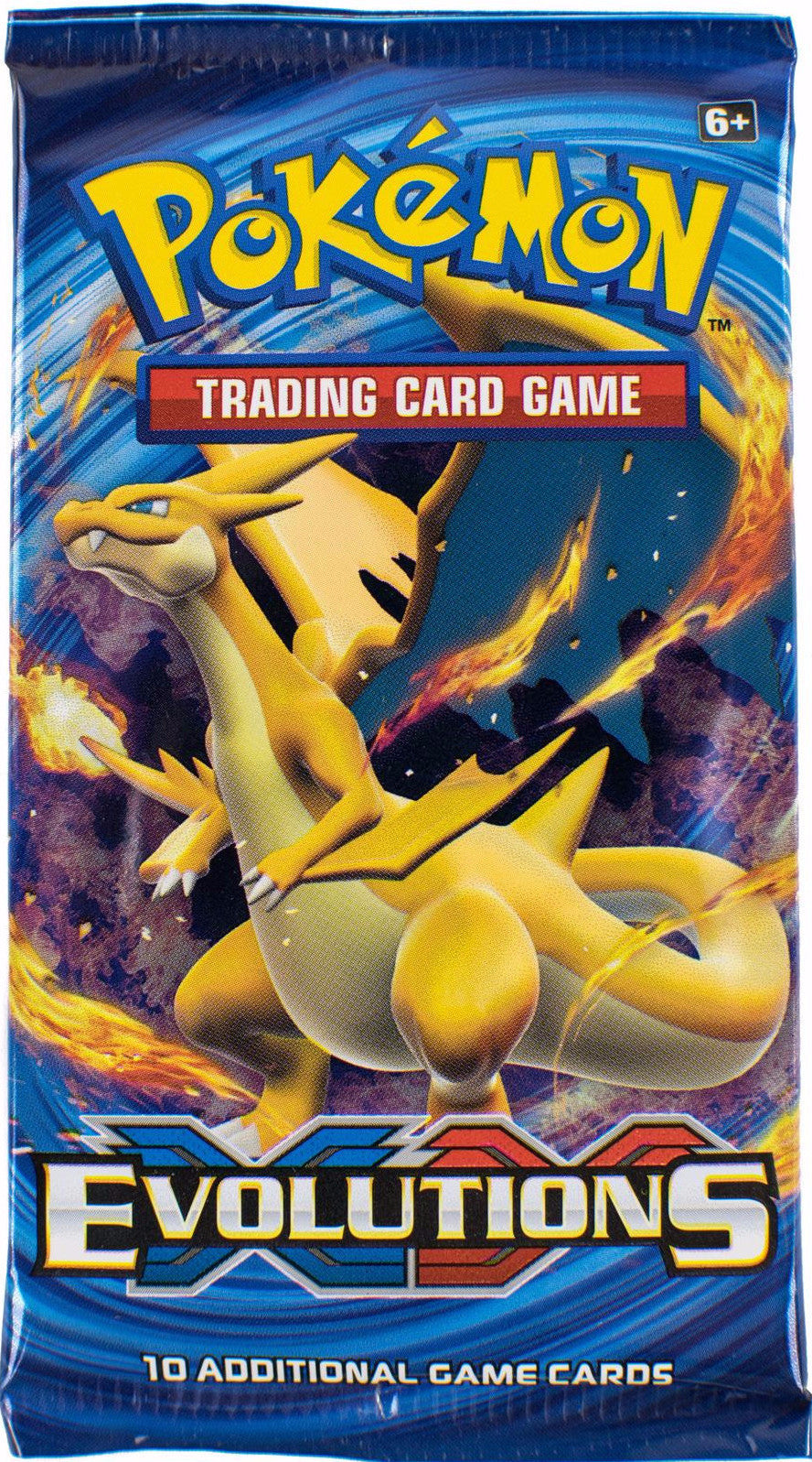 Pokemon XY Evolutions Booster Pack - Cherry Collectables - 1