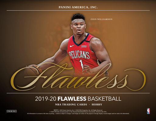 19-20 Flawless NBA 1-Box Break #0879 - Random Team - Nov 4 (Night)-Cherry Collectables