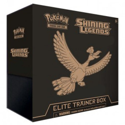 Pokemon TCG Shining Legends Elite Trainer Box (Pre Order Oct)-Cherry Collectables