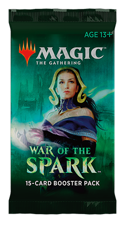 Magic the Gathering War of the Spark Booster Pack (Pre Order May 3)-Cherry Collectables
