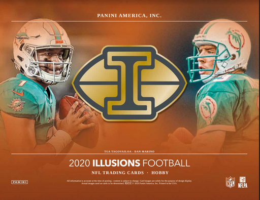 20-21 Illusions Football 4-Box Break #0834 (BENGALS GIVEAWAY) - Team Based - Oct 21 (Night)-Cherry Collectables
