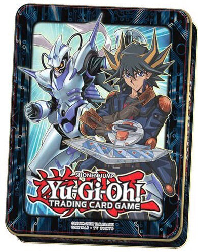 Yu-Gi-Oh! TCG Mega Tin 2018 - Yusei-Cherry Collectables