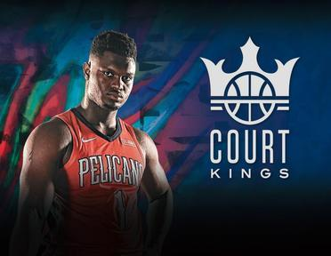 19-20 Court Kings NBA 3-Box Break #0180 - Random Team - Jun 24 (Night)-Cherry Collectables