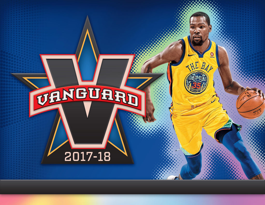 2017-18 Vanguard Basketball Hobby Box (Pre Order Sep 5)-Cherry Collectables