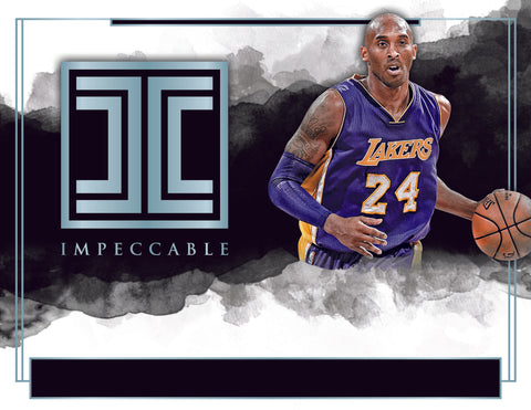 2017-18 Impeccable Basketball Hobby Box (Pre Order Sep 19)-Cherry Collectables