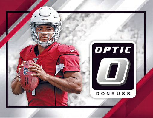 2019 Panini Donruss Optic Football Hobby Box-Cherry Collectables