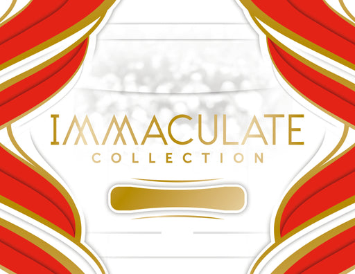2019 Panini Immaculate Football Hobby Box (Pre Order Nov 1)-Cherry Collectables