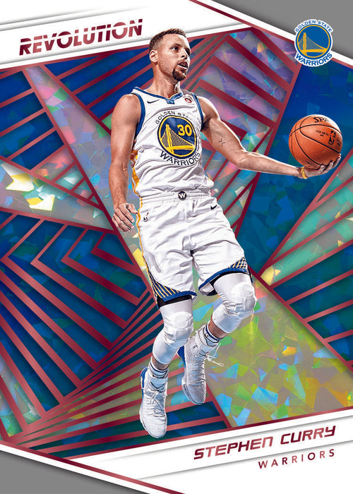 2018-19 Panini Revolution Basketball Chinese New Year 12-Pack Box-Cherry Collectables