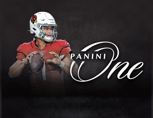 2019 Panini One Football Hobby Box (Pre Order Feb 26)-Cherry Collectables