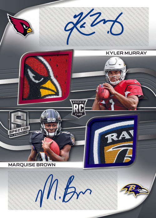 2019 Panini Spectra Football Hobby Pack-Cherry Collectables