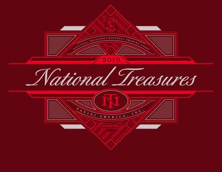 2019 National Treasures Baseball 1-Box Break #2403 (Win White Sox) - Team Based - Mar 02 (5pm)-Cherry Collectables