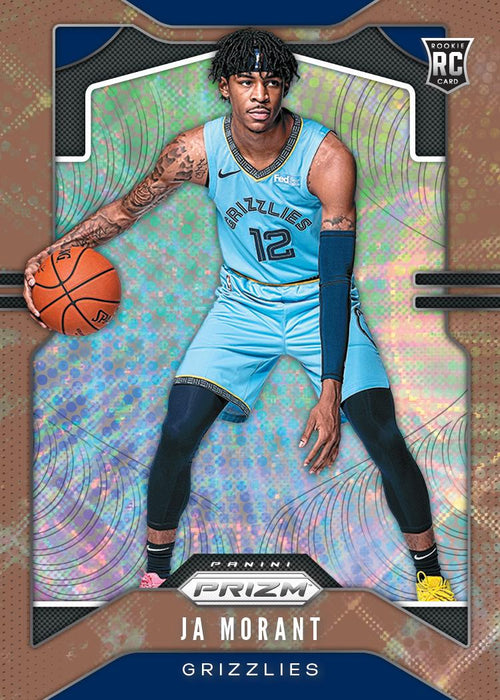 2019-20 Panini Prizm Fast Break Basketball Hobby Pack-Cherry Collectables