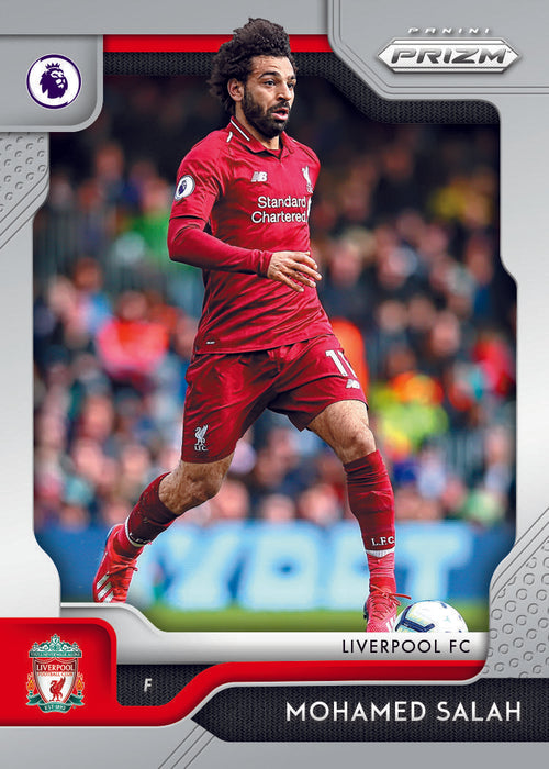 2019-20 Panini English Premier League Prizm Hobby Pack-Cherry Collectables