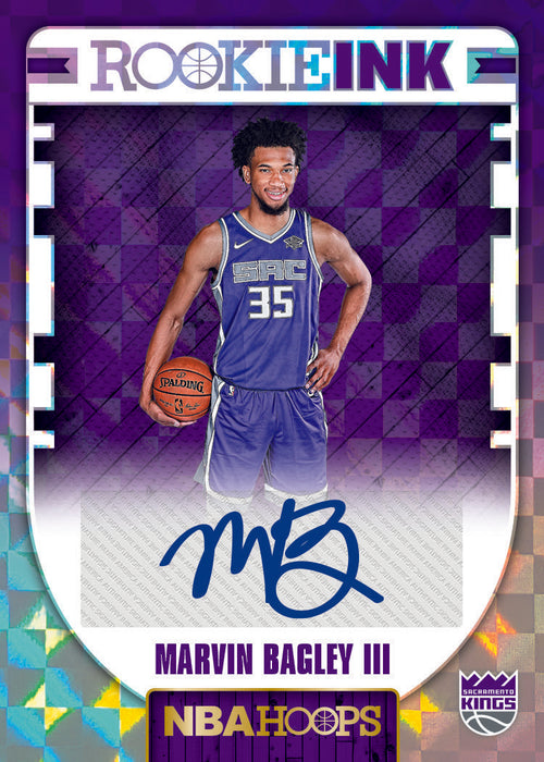 2018-19 NBA Hoops Basketball Hobby Box-Cherry Collectables