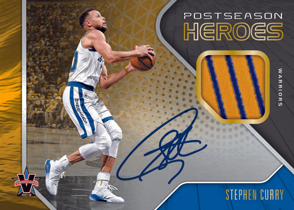 2017-18 Vanguard Basketball Hobby Box-Cherry Collectables