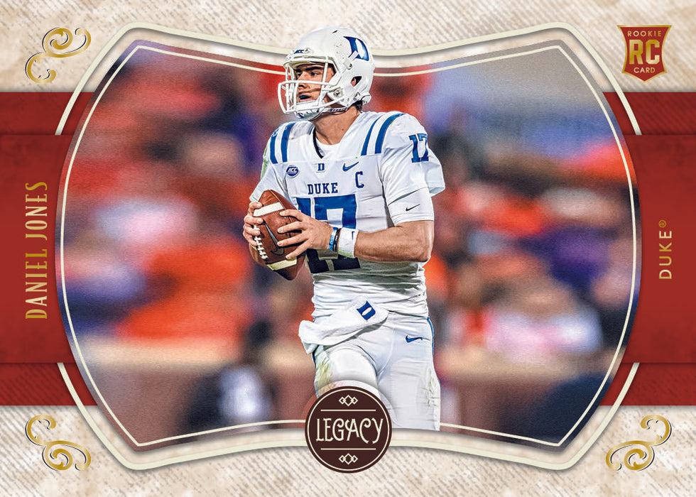 2020 Panini Legacy Football Hobby Box-Cherry Collectables