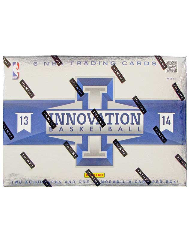 2013/14 Panini Innovation Basketball Hobby Box-Cherry Collectables