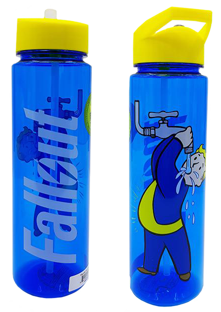 Fall Out Water Bottle-Cherry Collectables