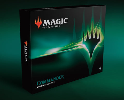 Magic the Gathering Commander Anthology Volume 2-Cherry Collectables