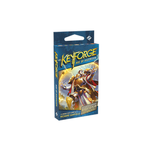 KEYFORGE Age of Ascension Deck (Pre Order May)-Cherry Collectables