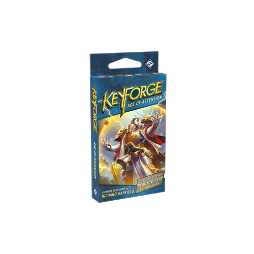 KEYFORGE Age of Ascension Deck-Cherry Collectables