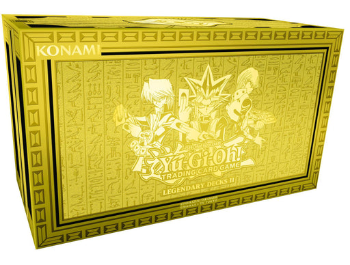 Yu-Gi-Oh! Konami Legendary Deck II Box-Cherry Collectables
