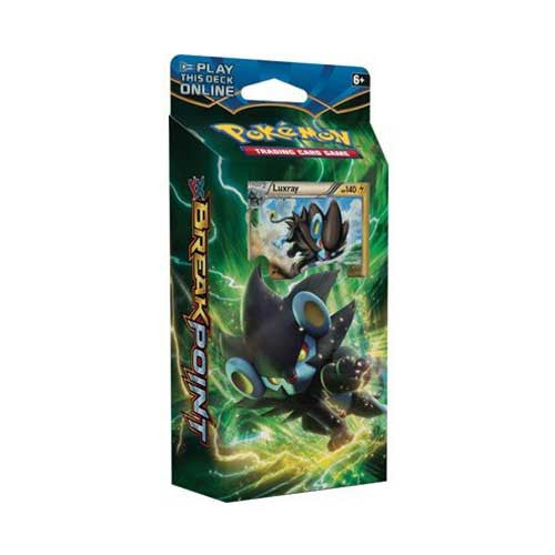 POKEMON TCG XY BREAKpoint Theme Deck - Luxray-Cherry Collectables