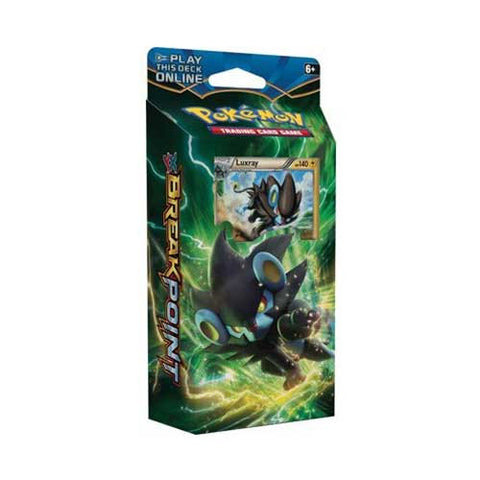 POKEMON TCG XY BREAKpoint Theme Deck - Luxray - Cherry Collectables