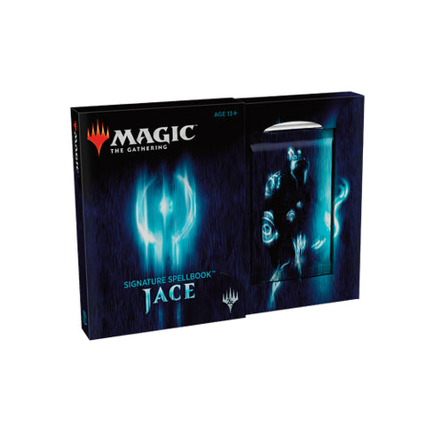 Magic the Gathering Signature Spellbook Jace-Cherry Collectables