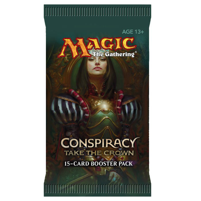 MAGIC THE GATHERING Conspiracy: Take the Crown Booster Pack-Cherry Collectables