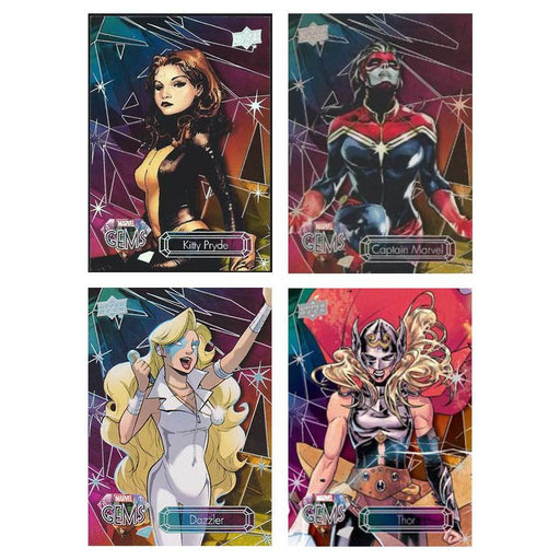 2016 Marvel Gems Base /225 - Pick Your Card-Cherry Collectables