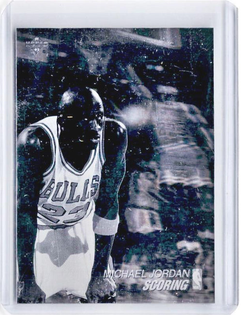 1991-92 Upper Deck MICHAEL JORDAN Award Winner Holo Foil #AW1 - B-Cherry Collectables