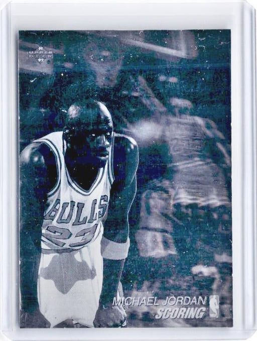 1991-92 Upper Deck MICHAEL JORDAN Award Winner Holo Foil #AW1 - A-Cherry Collectables