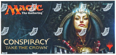 Magic The Gathering Conspiracy: Take the Crown Booster Box - Cherry Collectables - 1