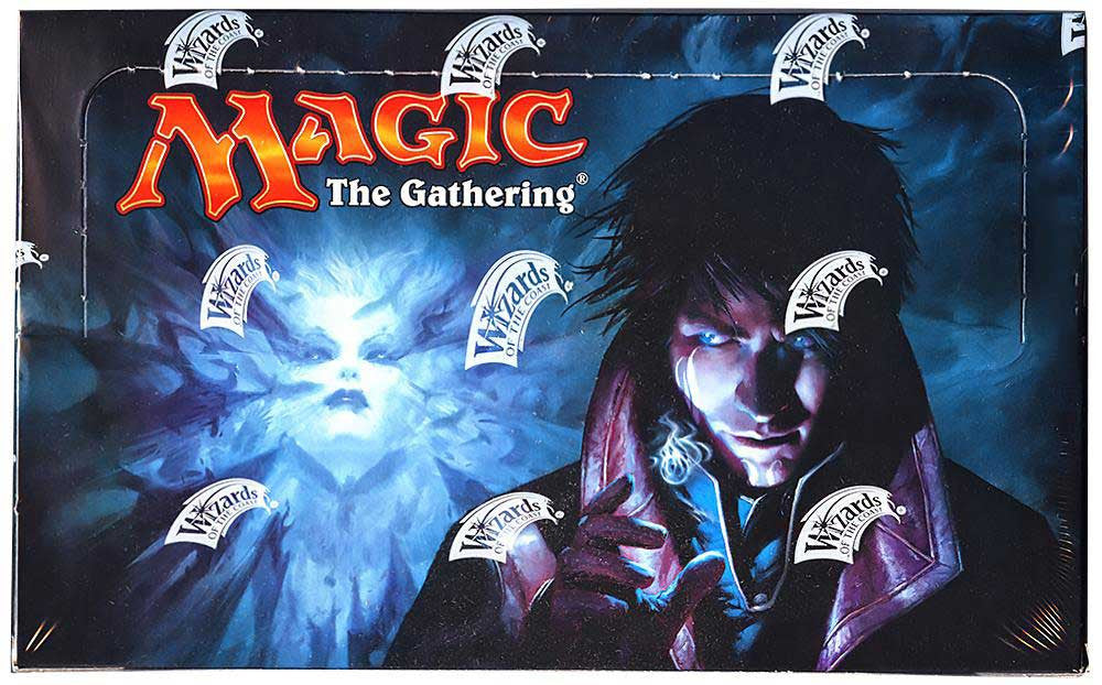 Magic the Gathering Shadows Over Innistrad Booster Box-Cherry Collectables