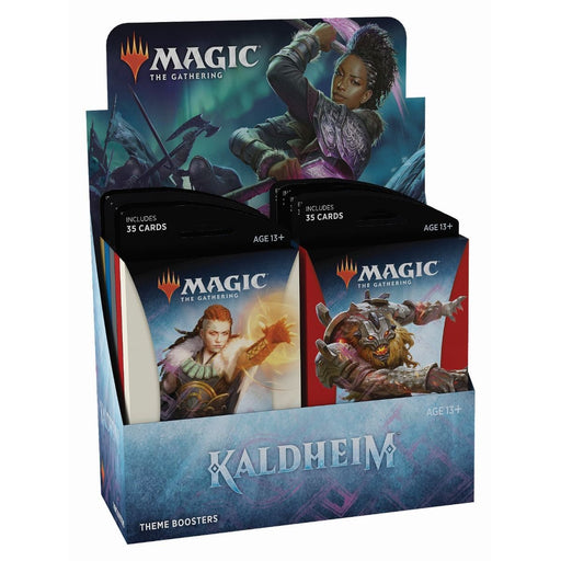 Magic the Gathering Kaldheim Theme Booster Display (Pre Order Feb 5)-Cherry Collectables