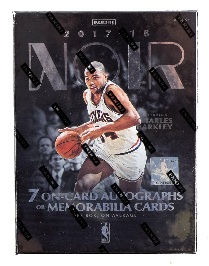 2017-18 Panini Noir Basketball Hobby Box-Cherry Collectables