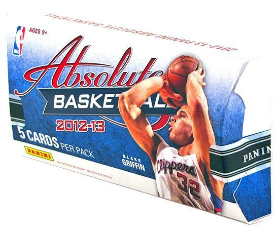 2012/13 Panini Absolute Memorabilia Basketball Hobby Pack-Cherry Collectables