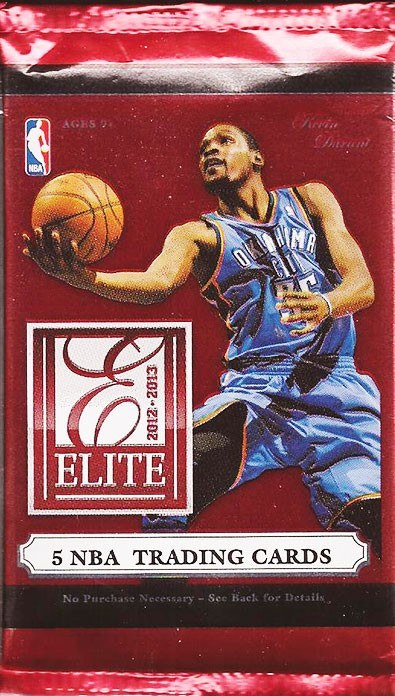 2012/13 Panini Elite Basketball Hobby Pack-Cherry Collectables