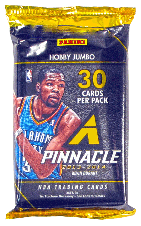 2013/14 Panini Pinnacle Basketball Jumbo Pack-Cherry Collectables