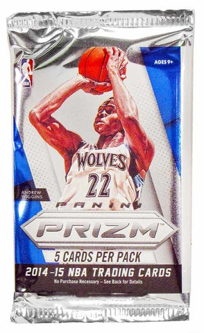 2014/15 Panini Prizm Basketball Hobby Pack - Cherry Collectables