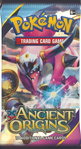 Pokemon XY Ancient Origins Booster Pack - Cherry Collectables