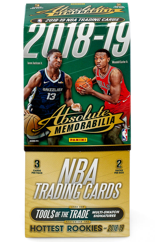 2018-19 Panini Absolute Basketball Hobby Box-Cherry Collectables