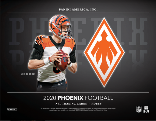 20-21 Phoenix Football 4-Box Break #0835 (BENGALS GIVEAWAY) - Team Based - Oct 28 (Night)-Cherry Collectables