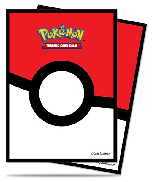 Ultra PRO - Pokemon Pokeball Deck Protector® Sleeves 65ct-Cherry Collectables