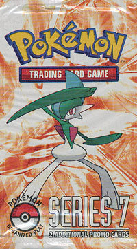 Pokemon TCG 2008 POP Series 7 Booster Pack-Cherry Collectables
