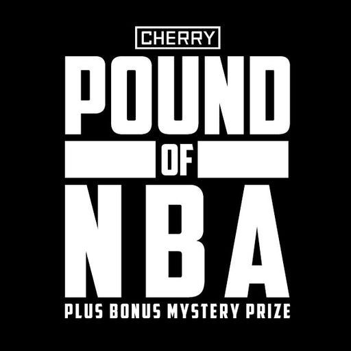 Pound of NBA Box - Over 250 Panini Basketball Cards + Mystery Prize-Cherry Collectables