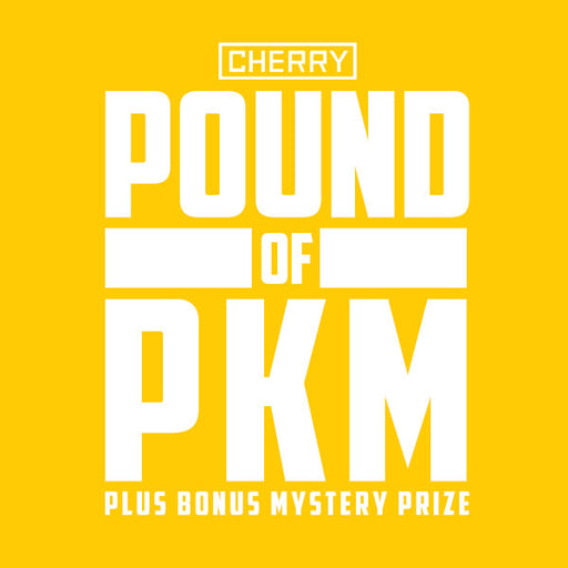 Pound of PKM Box - Over 400 Pokemon Cards + Mystery Prize-Cherry Collectables