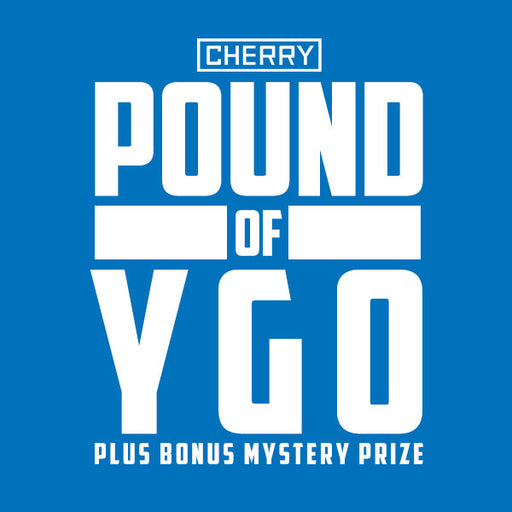 Pound of YGO Box - Over 400 YuGiOh! Trading Cards + Mystery Prize-Cherry Collectables
