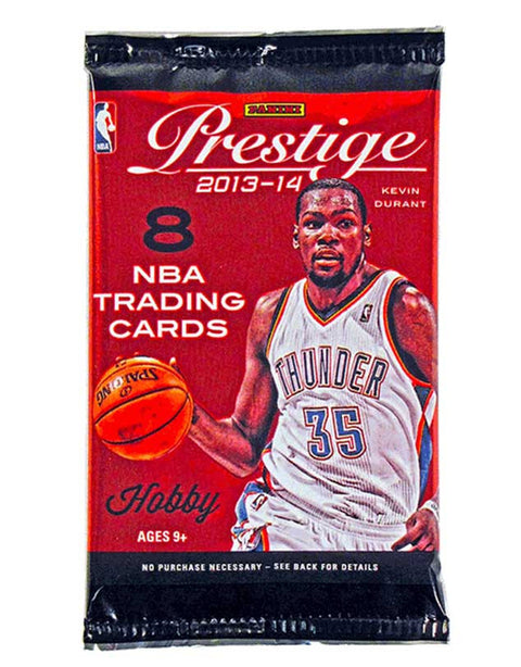 2013/14 Panini Prestige Basketball Hobby Pack-Cherry Collectables